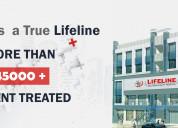 Multispeciality hospital in ahmedabad | lifeline