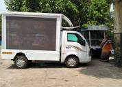 Led screen video van on rent in bihar 9560562259