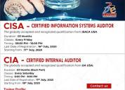 Enhanced your skills in information system audit -