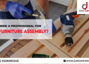 Furniture assembly services in dubai | fitting