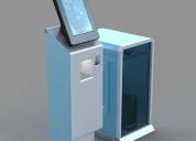 Selfcheck kiosk | pyrotech workspace
