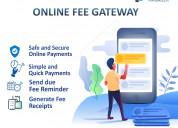 Flexible school fee payment software for school