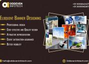 Expressive banner design services|oddeven infotech