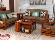 Designs of teakwood sofa and teak wood sofa sets