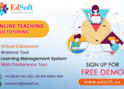 Virtual classroom platform for all your learning