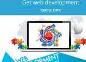 Get the best web development services