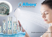 Natural water softeners for showers  in hyderabad