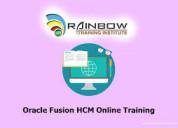 Oracle fusion hcm online training | cloud