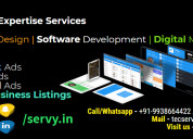Website design & sotware devlopement services