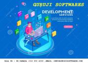 Guruji softwares a software development company