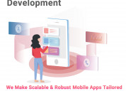 Hire trusted and top rated mobile app development