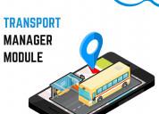 Safe and secure school transport management