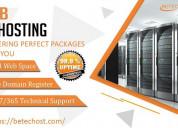 ❗ web hosting in pakistan - betec host ❗