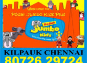 Kilpauk eyfs learning | 8072629724 | 1237 | chenna