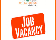 New tourism industries hiring candidates