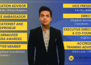 Business and liaison consultant - dr. varun gupta