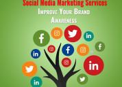 Social media marketing services byoddeven infotech