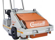 Use our industrial road sweeping machine