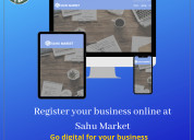 Local business listing website for sahu community