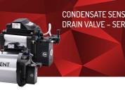 Automatic drain valve - trident pneumatics