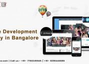 Websitedevelopment company in bangalore