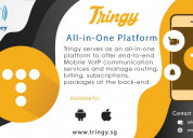 Tringy -the mobile ott solution