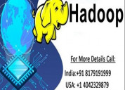 Hadoop online training in jaipur | nareshit