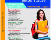 Degree colleges in hyderabad