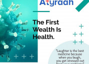 Our outstanding features: atyraah