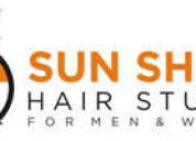 Sun shine hair studio in india| hair replacement
