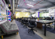 Affordable and scalable coworking space in mumbai