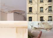 Exterior wall leakage waterproofing contractors