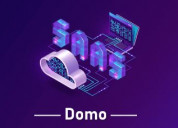 Upgrade your skills with domo training