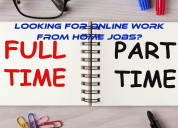 Updated part time jobs in kanpur – work from home
