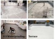 Roof leakage waterproofing solution near