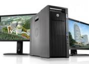 Rent multimedia workstation hp z820 in delhi