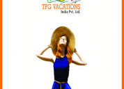 Part time work tfg, leading tour & travel company