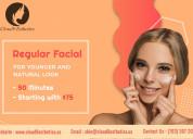 Best facial services in warrenton, manassas
