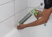Bathroom water leakage waterproofing solution