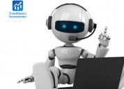 Automated trading robots in india