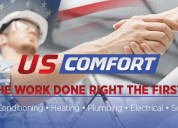 air conditioning service || uscomfort.com