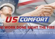 air conditioning service || uscomfort.com