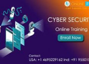 Cyber security online training india
