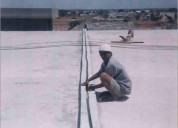 Building expansion joint waterproofing treatment