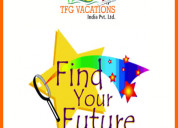 B tech freshers,part time at tfg