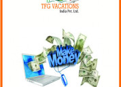Enjoy few hours work with decent pay  at tfg