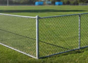 Chain link fencing manufacturers in delhi