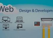 Offering website designing and mobile app developm