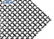 Security mesh screen main features and application