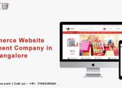 Ecommerce website development company bangalore